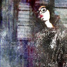Mon interdit  photo - 100x100cm - 1/7 My Works, Illustration, Photos, Instagram, Artwork, Curly, Painting, Image, Design