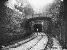 Augusto Malta -   Túnel Velho - Copacabana,   1926