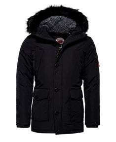 Superdry Everest Parka Jacket In Black Mens Parka Jacket, Hooded Jacket, Superdry Mens, Unisex Baby Clothes, Women's Socks & Hosiery, Jackets Online, Trendy Plus Size, Canada Goose Jackets, Your Style