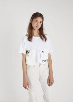 Pocket T-Shirt by Aalto - La Garçonne