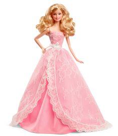 Harper- Barbie 2015 Birthday Wishes Barbie Doll