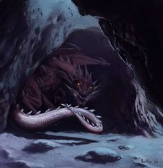 Dragon's Lair by ~boscopenciller on deviantART