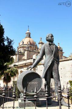 Historia del Vino de Jerez | ArteOlé, cultura y turismo de Andalucía. http://arteole.com/blog/historia-del-vino-de-jerez/