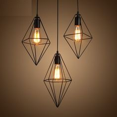 115.00$ Watch now - http://alittm.worldwells.pw/go.php?t=32772735768 - Retro Loft Style Pendant Light Fixtures Edison Vintage Industrial Lighting For Indoor Dining Room RH Metal Hanging Lamp 115.00$