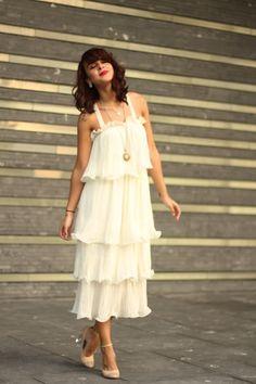 Romwe dress, Chloe Pumps