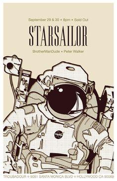 DKNG - Starsailor - Brothermandude - Peter Walker