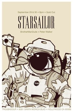 DKNG - Starsailor - Brothermandude - Peter Walker