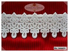 new lace mold s014