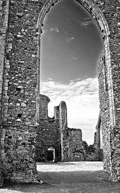 Leiston Abbey, Suffolk - taken by Kev Milsom, 2011.