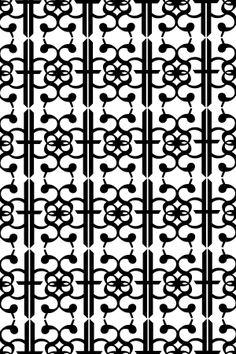 Pattern. Digital. Vernacular. Hindi letter