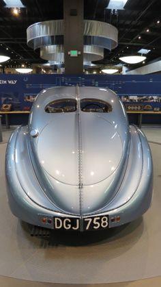 Bugatti Atlantique @ JL Delezenne
