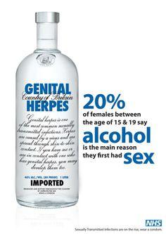 Nhs sexual health advertising