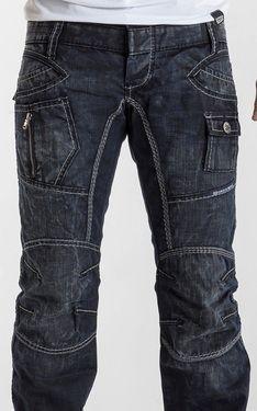 Cipo Baxx Mens Jeans AUM09
