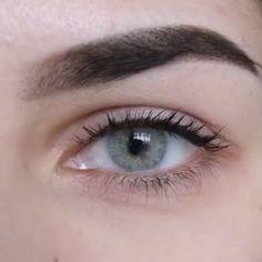 Colored lenses for dark eyes – permanent makeup eyeliner Eye Lens Colour, Color Lenses, Eye Makeup Art, Eyebrow Makeup, Skin Makeup, Makeup Eyeshadow, Contact Lenses For Brown Eyes, Eye Contact Lenses, Coloured Contact Lenses