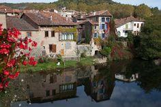 Saint Antonin Noble Val, Tarn et Garonne, Midi-Pyrenees_ France