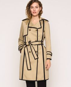 Twinset Milano Giacca Impermeabile Donna