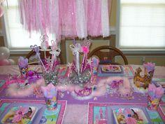 Disney Princess Party Birthday Party Ideas | Photo 5 of 22
