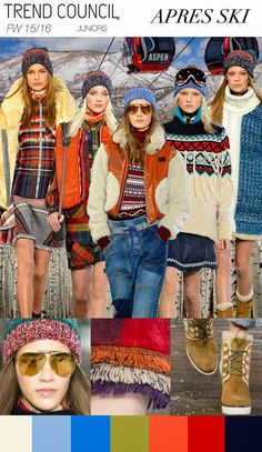 A/W 15-16 Trends