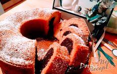 Jednoduchá a výborná bábovka. Žádný chléb s máslem nebo míchaná vajíčka. Trochu zůstalo i na dnes, tak už jen udělat kakao nebo čaj. Snídaně podle dnešní nálady :) Autor: Dorisa Doughnut, Waffles, French Toast, Food And Drink, Bread, Baking, Breakfast, Sweet Cookies, Morning Coffee