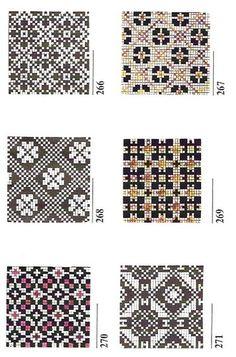 Knitting Charts, Knitting Stitches, Knitting Designs, Hand Knitting, Knitting Patterns, Crochet Cross, Crochet Chart, Norwegian Knitting, Fair Isle Pattern