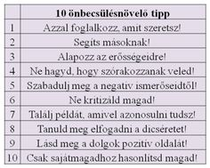 10 önbecsülést növelő tipp Wise Quotes, Famous Quotes, Motivational Quotes, Inspirational Quotes, Mixed Feelings, How To Gain Confidence, Study Motivation, Positive Thoughts, Good To Know