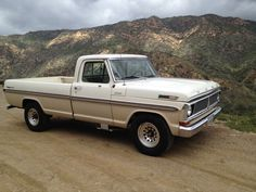 '70 Ford F250 Ranger XLT ... with original 390 V8, 4-speed transmission and factory A/C.