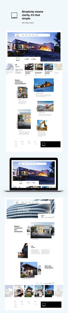Simplicity means clarity, it's that simple. Credits:Art direction, Web design - Kamil GłowińskiLogo design - Michał Smolec