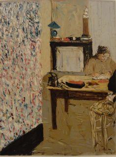 Edouard Vuillard - Intérieur