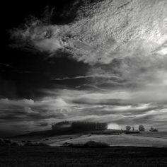 Sharply - Criatividade em Ação | Fotografias em infravermelho revelam a beleza das paisagens noturnas