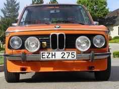 1974 BMW 2002 Touring Alpina