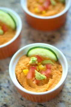 Southwestern Hummus