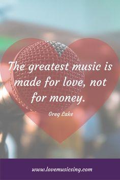 #GregLake #music #quote #musicquote #musicquotes