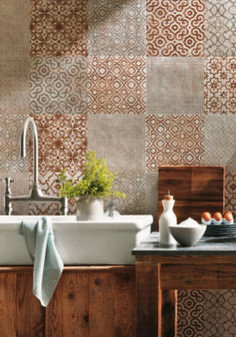 Nice Kitchen Tile Design Idea (24)