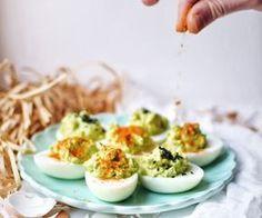Nízkosacharidová strava   Recepty   CUKR POD KONTROLOU Dieta Detox, Workout Programs, Low Carb Recipes, Potato Salad, Food And Drink, Health Fitness, Eggs, Keto, Vegetables