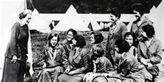 First girl scout troop March 12, 1912 - Happy Anniversary!