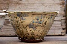 JT McMaster Artisanal ceramics - Custom and opensource ceramic transfers Ceramic Tableware, Ceramic Decor, Ceramic Clay, Ceramic Painting, Ceramic Bowls, Pottery Plates, Ceramic Pottery, Pottery Art, Painted Pottery