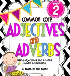 77 pages of everything you need to teach and assess ALL of the Grade Common Core Parts of Speech (Nouns, Verbs, Adverbs, and Adjectives) standa. 2nd Grade Grammar, Second Grade Writing, 2nd Grade Ela, 2nd Grade Reading, Spelling And Grammar, Part Of Speech Noun, Parts Of Speech Activities, Spelling Activities, Language Activities