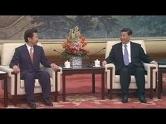 中国を訪問していた公明党の山口代表と習近平総書記との会談が、訪問最終日の25日になって実現しました。尖閣諸島の問題についても話題になったということです。