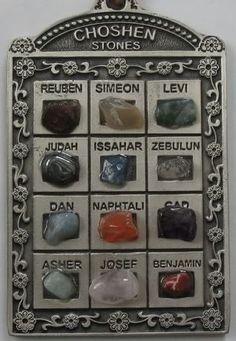 12 tribes of Israel hoshen / choshen stones artistic ornament wall hanging Exodus Bible, Black Hebrew Israelites, Learn Hebrew, The Tabernacle, Hanukkah Menorah, Bible Knowledge, Jewish Art, Bible Lessons, Genesis 19