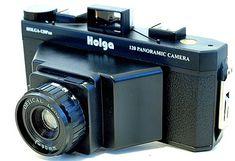 Holga 120-Pan #vintagecameras