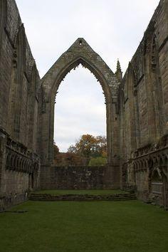 Bolton Abbey, Yorkshire, England