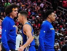 Anderson Varejão Golden State Warriors x Atlanta Hawks NBA (Foto: Getty Images)