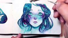 starred freckles by qinni - Google keresés