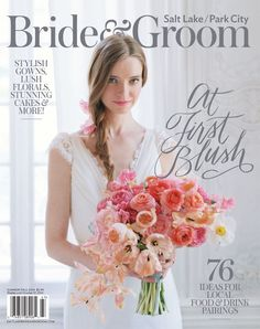 newsstands salt lakepark city bride groom magazine