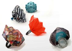 50 Origami-Inspired Fashion Styles