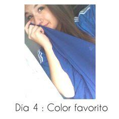 Día 4 : Color favorito