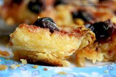 Кулинарная книга Алии: 566. Португальские пирожные с вишней
