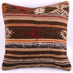 Kilim Pillow                                                                                                                                                                                 More
