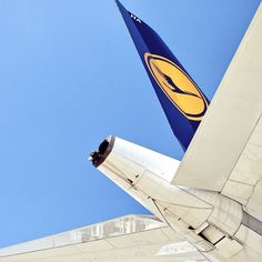 Keep your tail skyhigh this morning! #Lufthansa #MondayMotivation by lufthansa