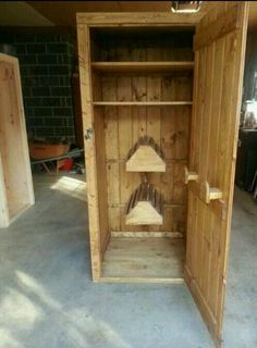 1000 images about tack lockers on pinterest tack for Tack cabinet plans